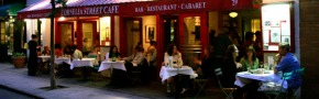 Since the 70's, a Greenwich Village Cafe Has Nurtured the Spirit of the60's