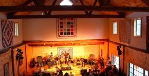 Catskill Cultural Center Saved, and Renewed, Thanks to a Fiddler's Tune