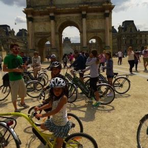 In Paris, the Streets Are Made for Biking